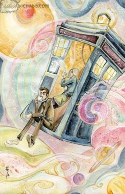 «Doctor Who» ? »De quoi tu parles avec ton Docteur qui!?»