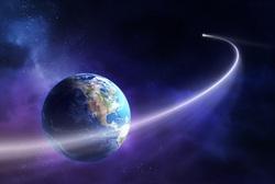 Univers, édition #6 : La comète ISON, de l'eau dans l'atmosphère d'exoplanètes et la planète qui ne devrait pas être là.