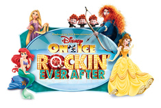 Critique : Disney on ice – Rockin' ever after (spectacle)