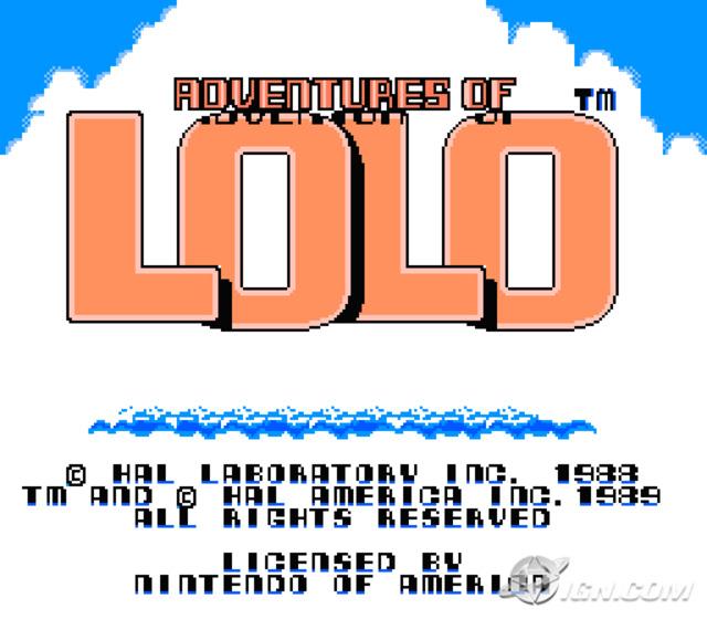 Critique : Adventures of Lolo (jeu vidéo)