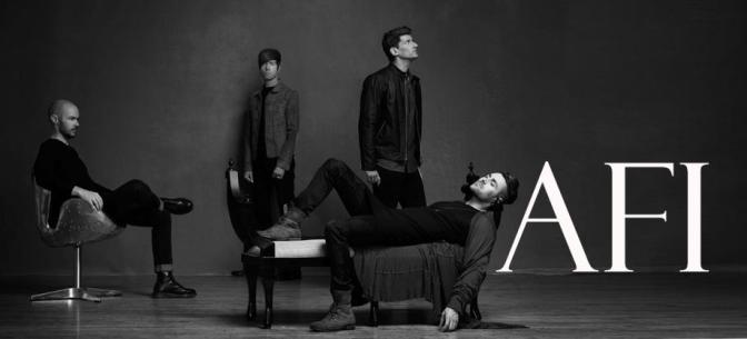 Review : Afi – Burials (CD)