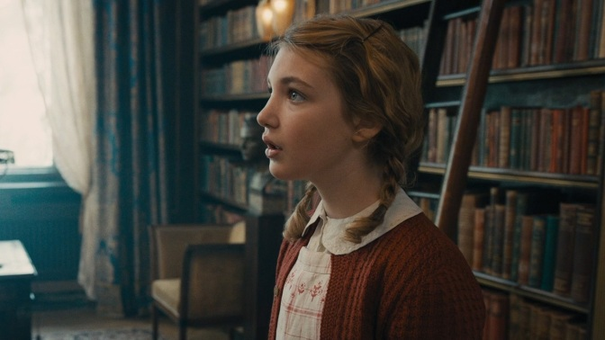 Critique : The book thief (film)