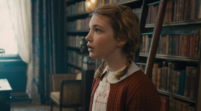 Critique : The book thief (film)