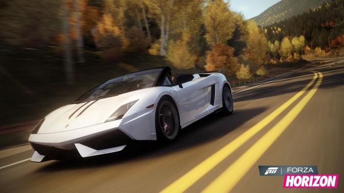 Critique : Forza horizon (jeu vidéo)