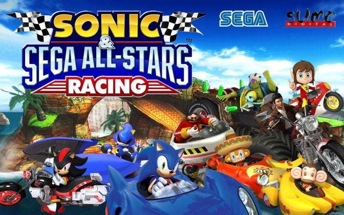 Critique : Sonic & Sega all-stars racing (jeu vidéo)