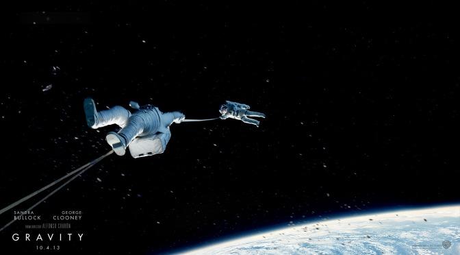 Critique : Gravity (Film) et Siège D-Box (Expérience)
