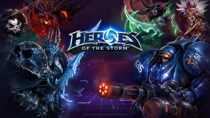 Heroes of the Storm (Actualité vidéoludique)