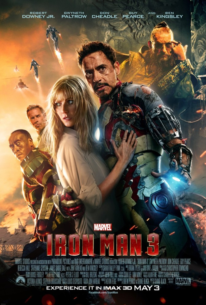 Critique : Iron Man 3 (film).