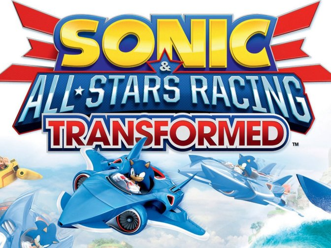 Critique : Sonic & Sega all-stars racing, transformed (jeu vidéo)