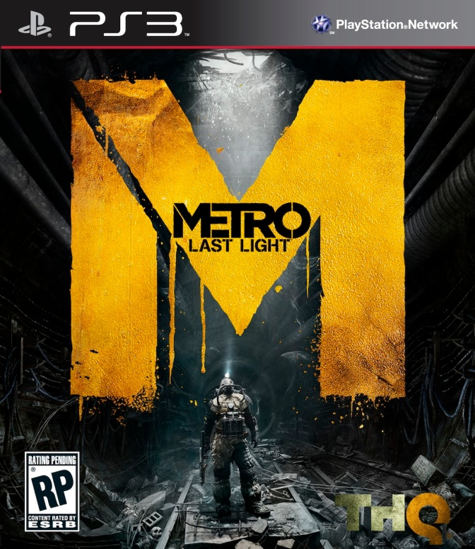Critique : Metro : Last Light (jeu vidéo).