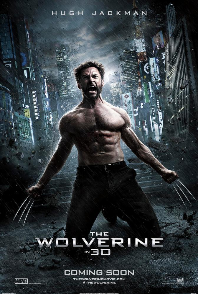 Critique : The Wolverine (film).