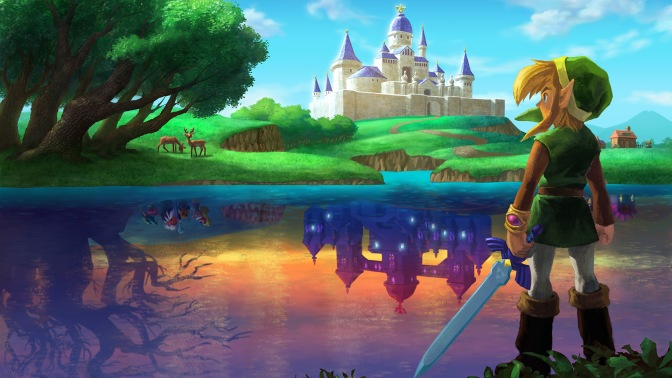 Critique : The legend of zelda – A link between worlds (jeu vidéo)
