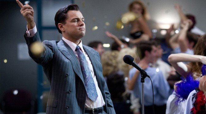 Critique : The wolf of Wall Street (cinéma)