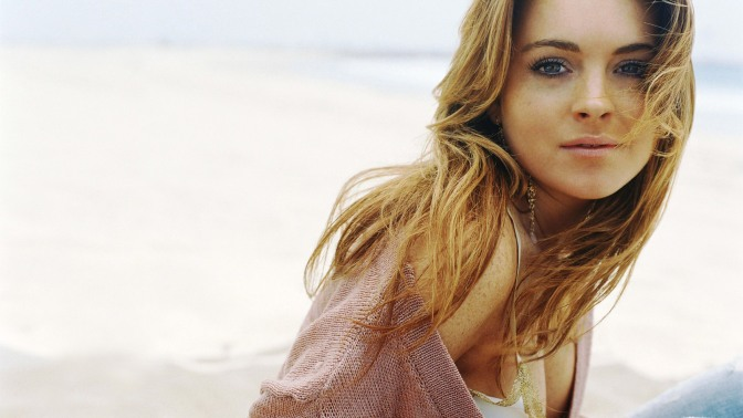 Lindsay Lohan: The Fighter