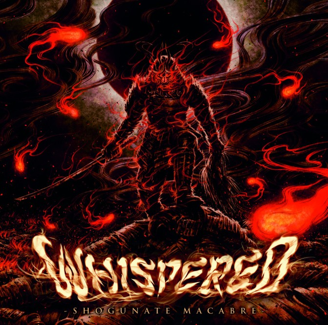 Critique : Shogunate Macabre par Whispered (CD)