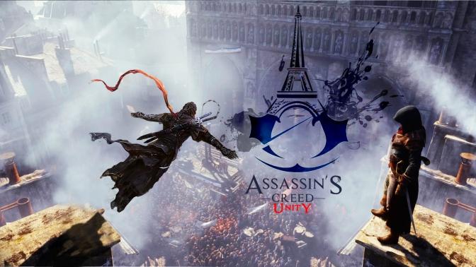 Actualité : Assassin's Creed Unity officiellement annoncé! (Jeu vidéo)