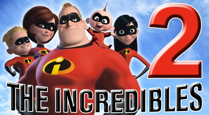 News : The Incredibles 2 and another sequel for Cars (Cinéma).