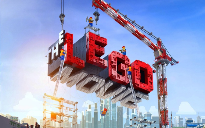 Review : The Lego Movie (Cinema)