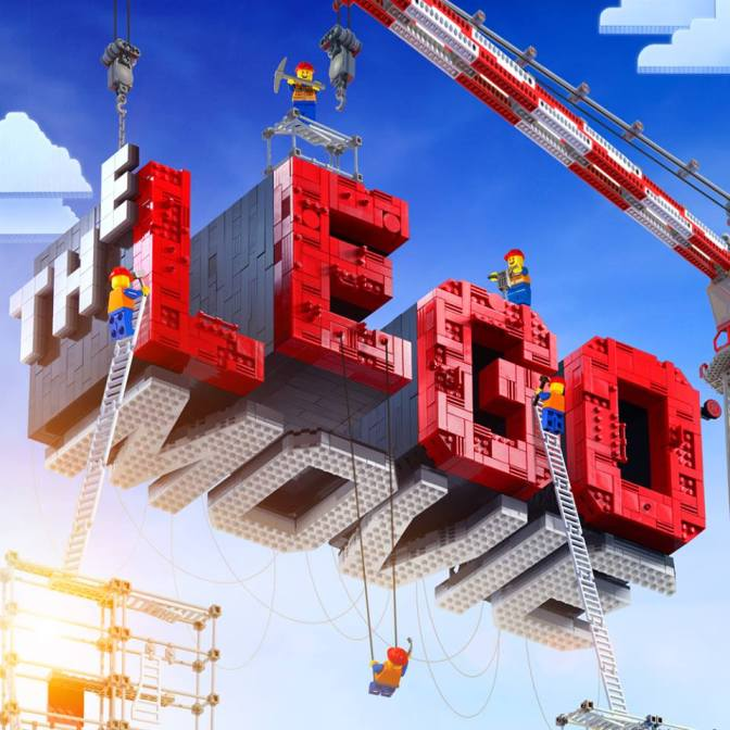 Critique : The Lego Movie (Film)