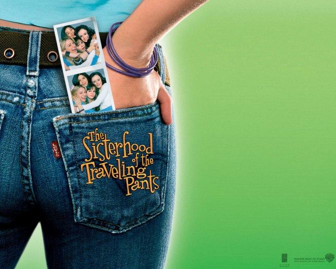 Quatre filles et un jean pour toujours