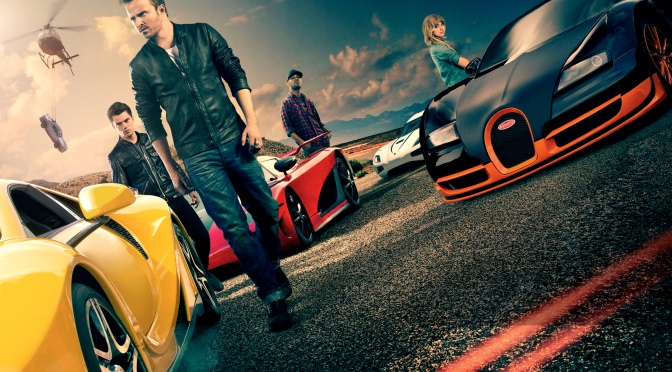Critique : Need For Speed (Cinéma)