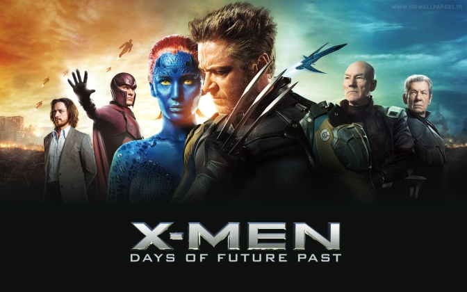 Critique cinéma : X-Men : Days of Future Past