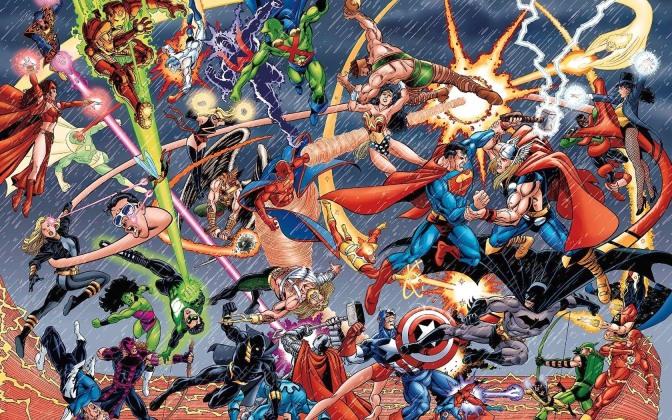 Top 5 des super-héros qui méritent une adaptation cinématographique (cinéma, BD)