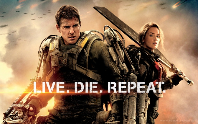 Critique cinéma : Edge of Tomorrow