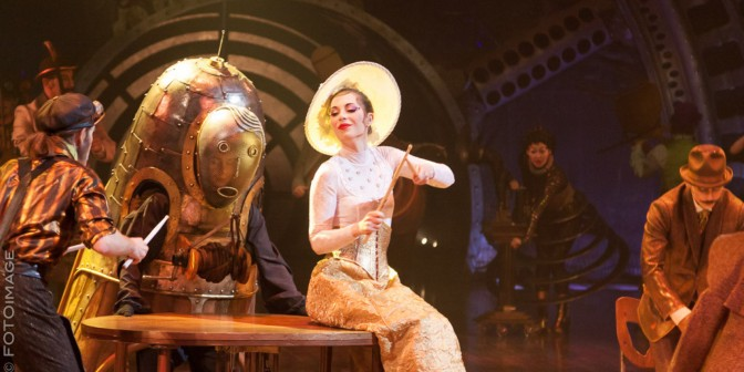 Critique : Kurios (Spectacle)