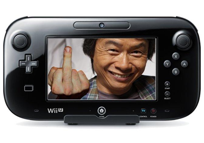 Nintendo, ceci est un GamePad