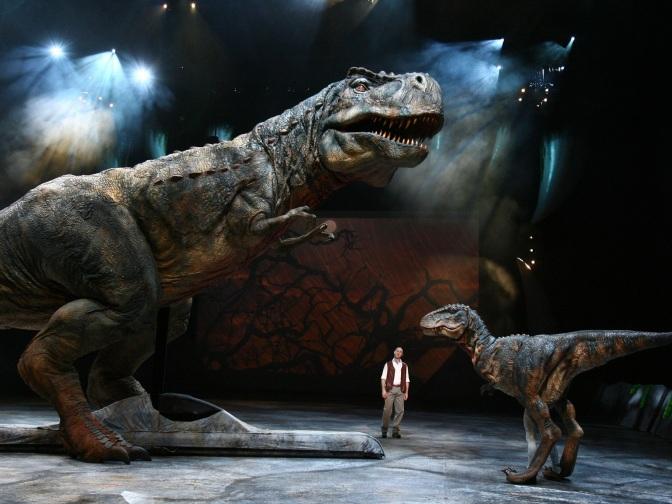 Critique : La marche des Dinosaures