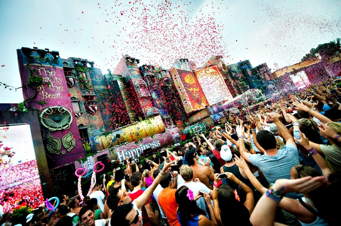 ÎleSoniq, une version montréalaise de Tomorrowland?