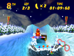 A19 - Diddy Kong Racing