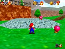 A2 - Super Mario 64