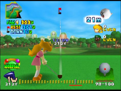 A24 - Mario Golf