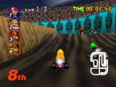 A6 - Mario Kart