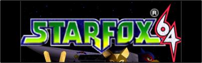 B11 - Starfox 64