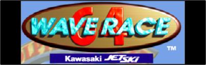 B18 - WaveRace 64