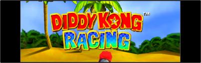 B19 - Diddy Kong Racing