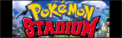 B21 - Pokemon Stadium