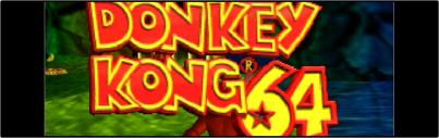 B5 - Donkey Kong 64