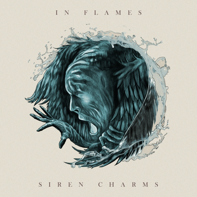 Critique CD : In Flames – Siren Charms