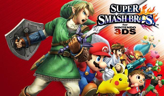 Critique vidéoludique : Super Smash Bros. 4 sur 3DS (DEMO)
