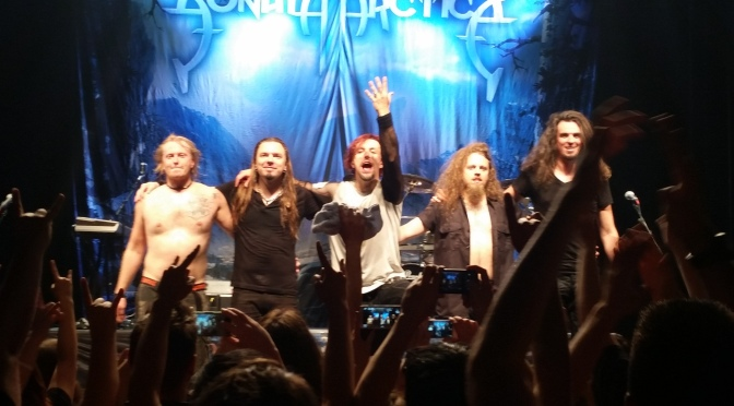 Critique : Sonata Arctica (Spectacle)