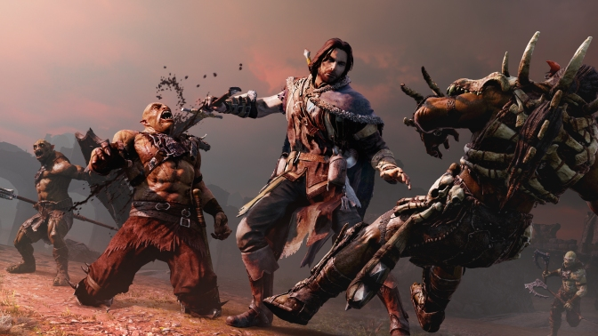 MarkLeBarbu continue d'explorer Shadow of Mordor
