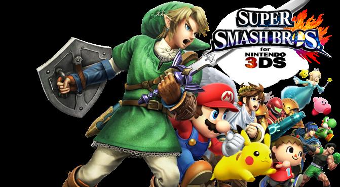 Super Smash Bros. se porte très bien!