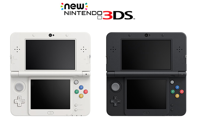 La nouvelle 3DS est sortie au Japon!